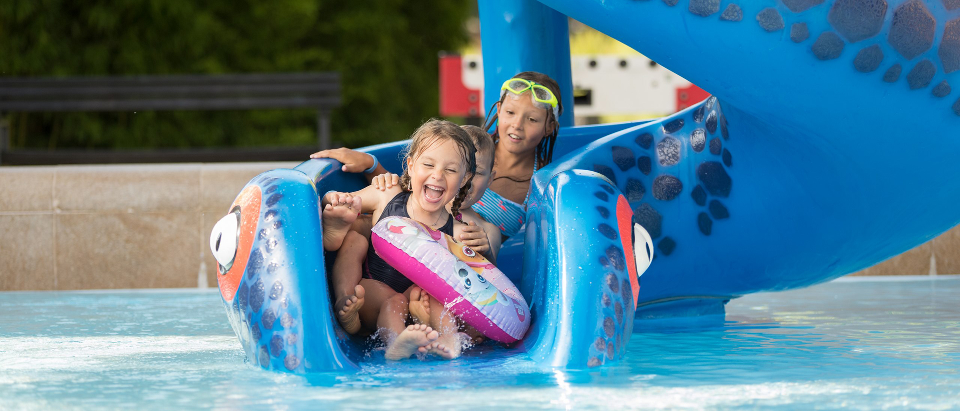 Summer season ticket for children (only pools)