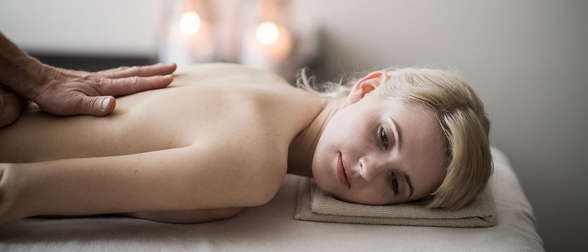 Massaggio personalizzato (50 min)