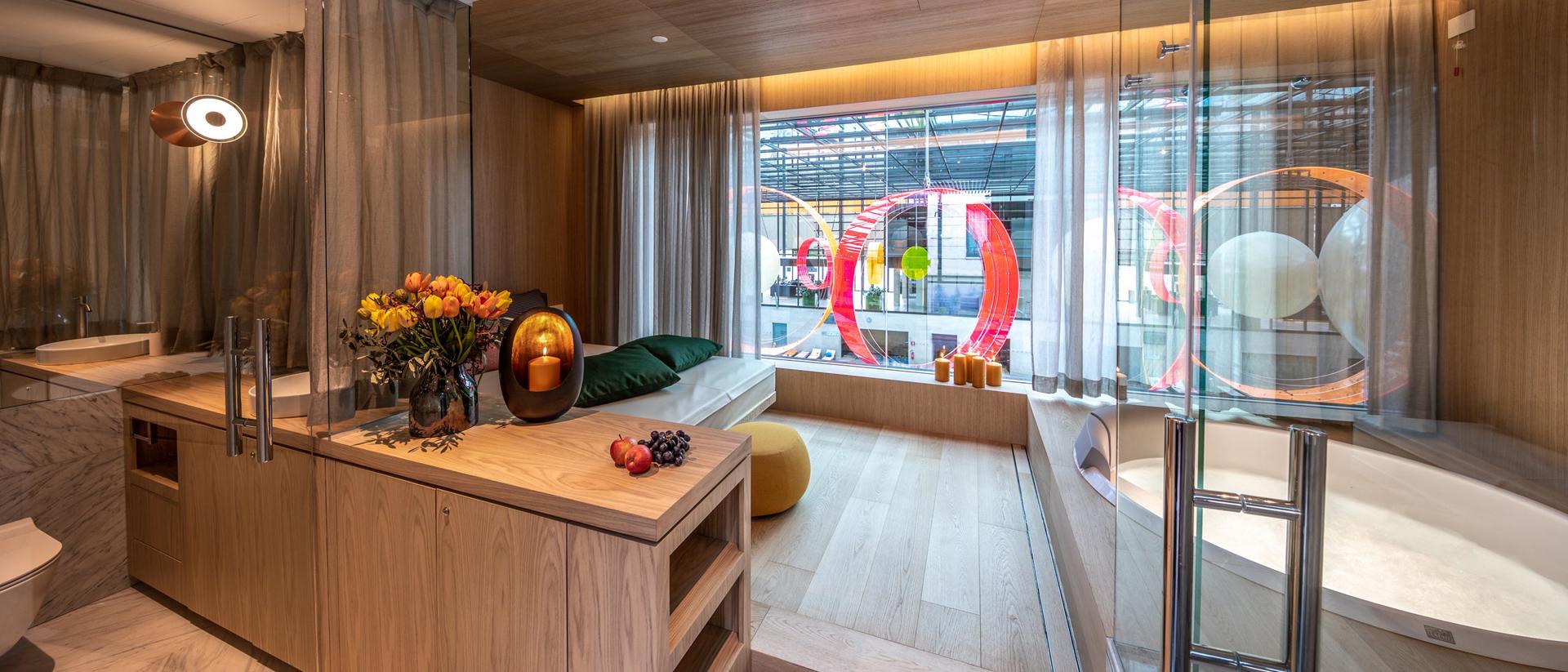 Pool Suites Magic Moments & Massage