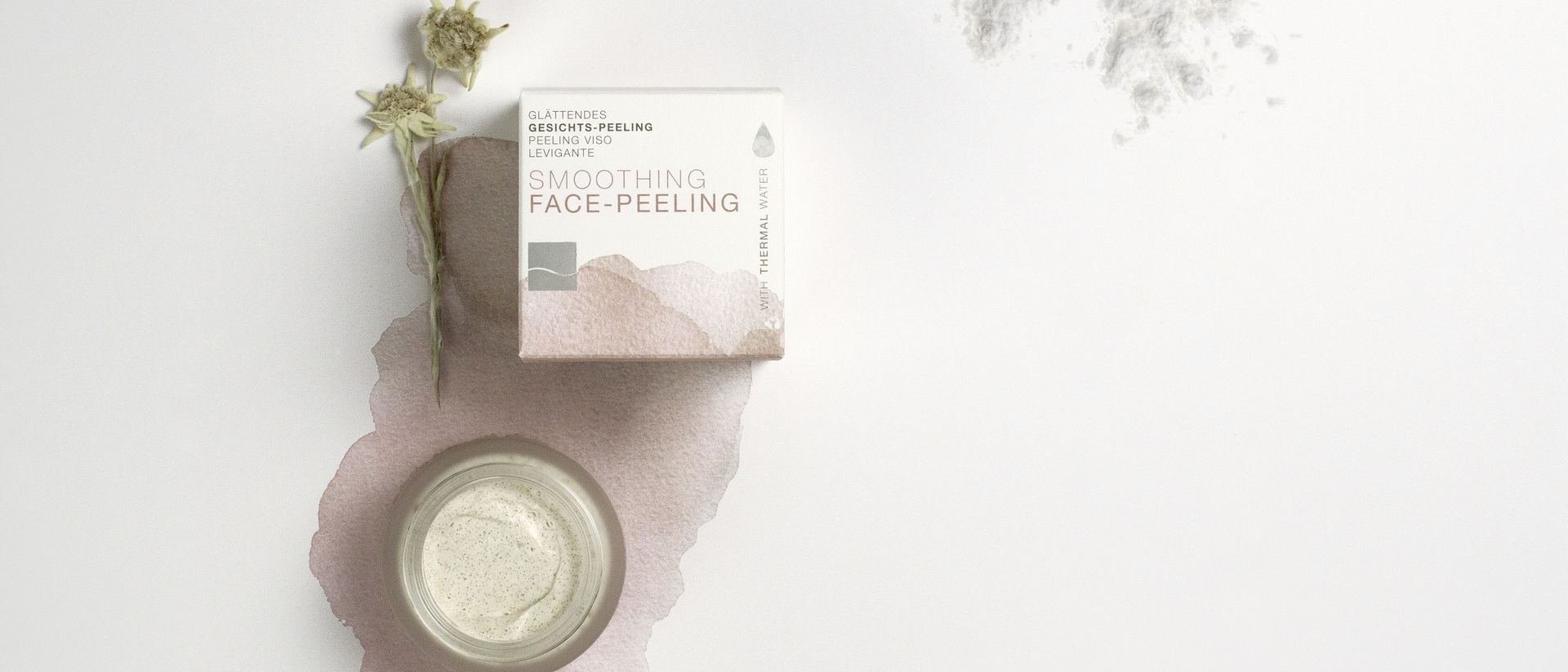 NEW! Smoothing Face-Peeling