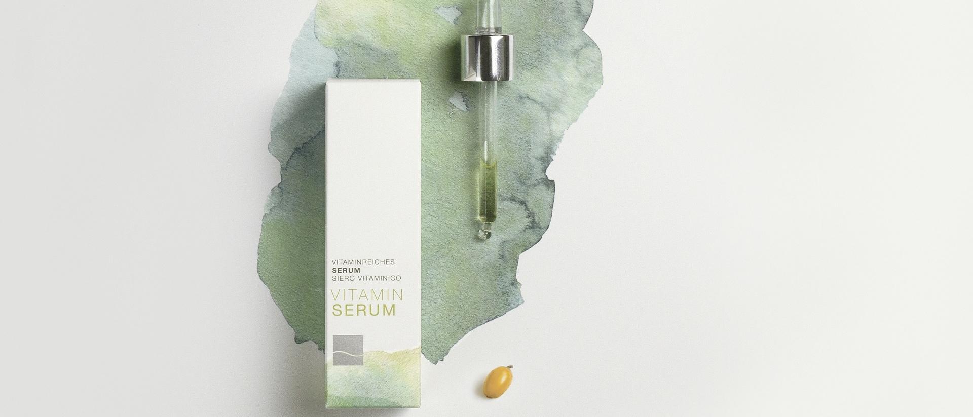 NEW! Vitamin Serum